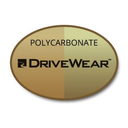 Single Vision DriveWear Polycarbonate Lenses