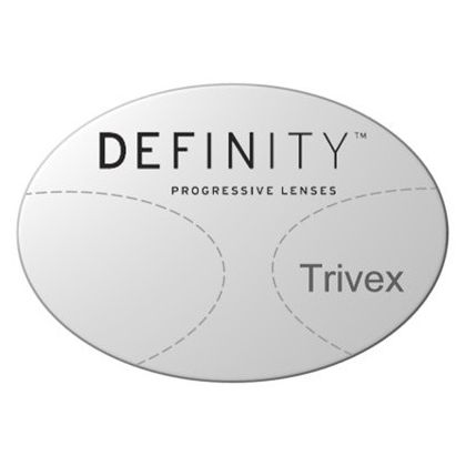 Progressive Clear Trivex Lenses with Crizal AlizГ© by Essilor Definity