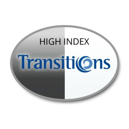 Single Vision Transitions High Index 1.67 Lenses