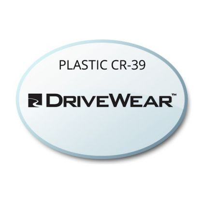 Bifocal Flat-Top 28 DriveWear Plastic CR39 Lenses
